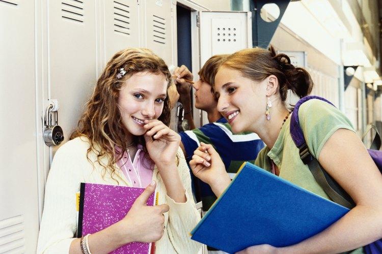 Los adolescentes a menudo se preocupan acerca de los juicios de sus compañeros.