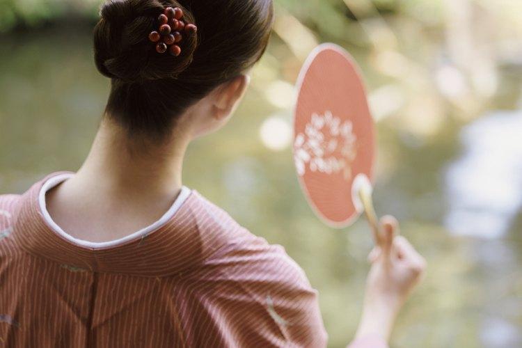 Las mujeres japonesas están fuertemente influenciadas por las ricas tradiciones de la nación.