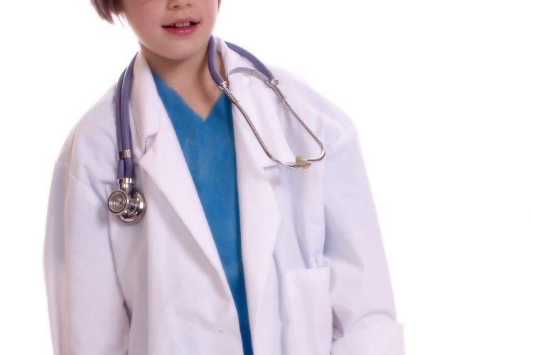 lab coat kids