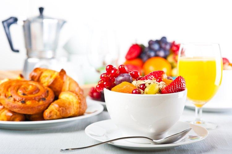 Puedes beber Ensure para sustituir el desayuno.