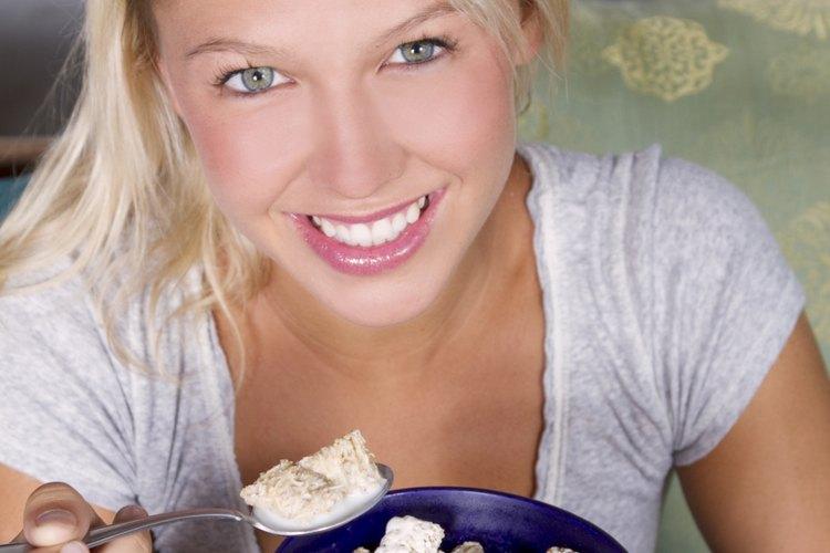 Los cereales con pocos hidratos de carbono te permiten no abandonar el camino de la dieta.