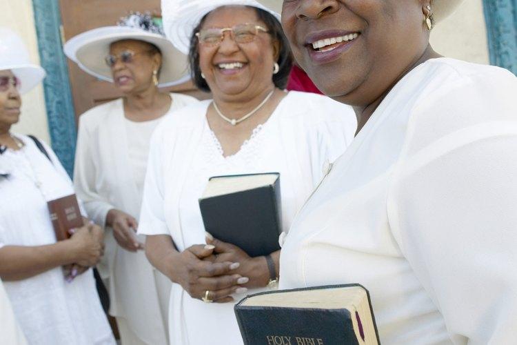 El aniversario de una iglesia es un evento altamente anticipado.