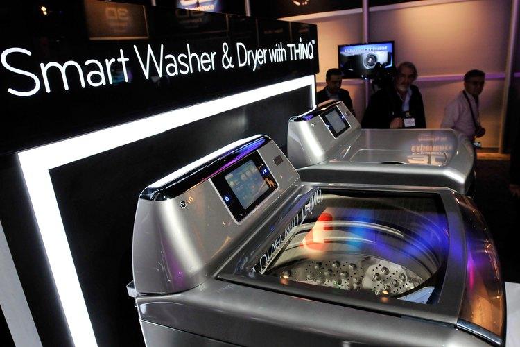 Las lavadoras de LG de carga superior son de alta tecnología como los modelos de carga frontal.