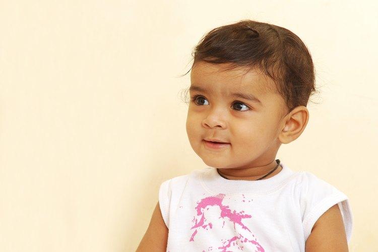 Los bebés naturalmente responden a estímulos que pueden hacer que actúen de cierta manera antes de entender la moralidad.