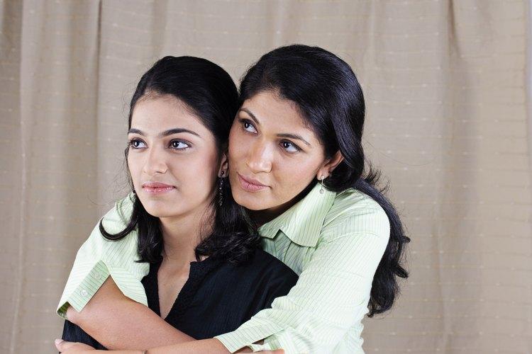 Puede ser de gran apoyo a la familia de tu sobrina que la escuches cuando necesita a alguien con quien hablar.