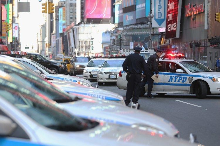 NYPD (Departamento de Policía de Nueva York)