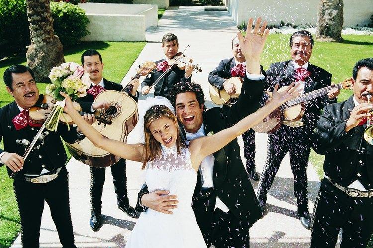 Un detalle original puede dar un toque divertido a tu boda