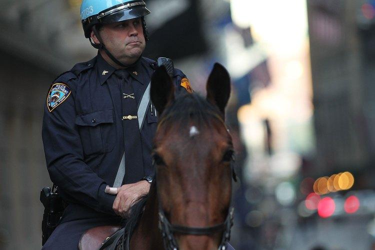 Oficial de policía de la ciudad de Nueva York