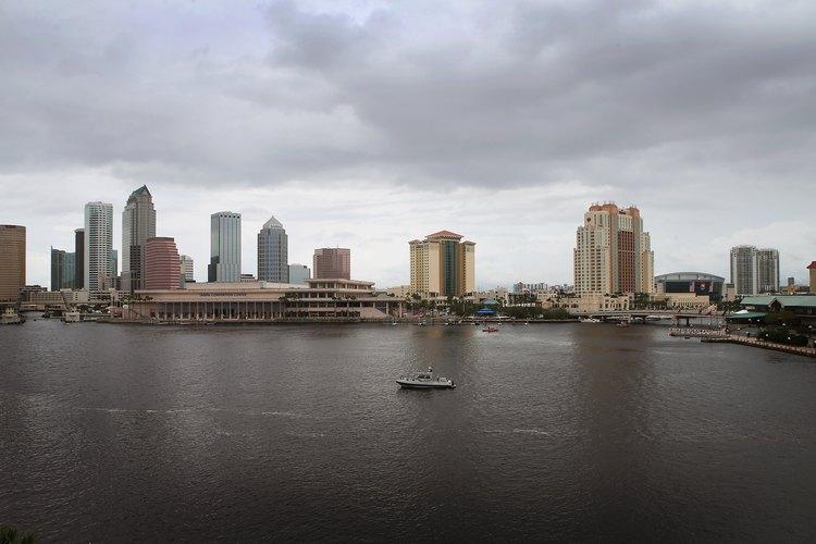 Algunos de los mejores lugares para pesca en la bahí de Tampa se encuentran a sólo unos minutos de Tampa.