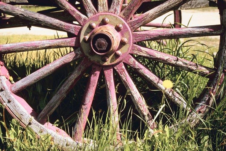 Los sumerios inventaron la rueda.