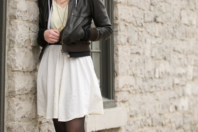 Como arreglar tu chaqueta de cuero