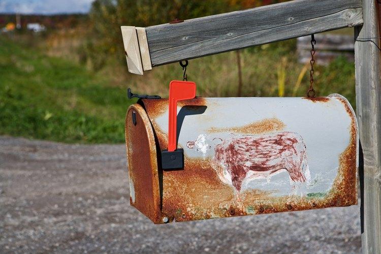 Prevén la oxidación manteniendo los artículos de metal secos.