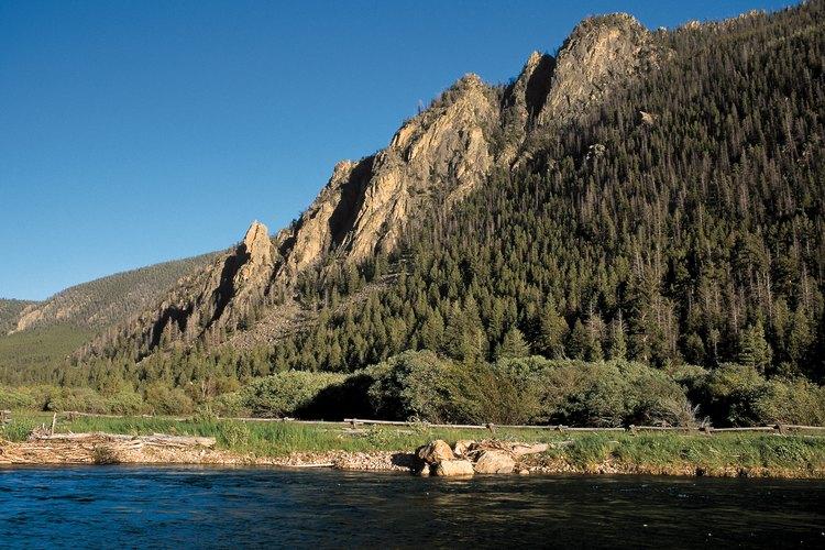Bayfield se encuentra a lo largo de una ruta de migración de ciervos corriendo entre Durango y Pagosa Springs.