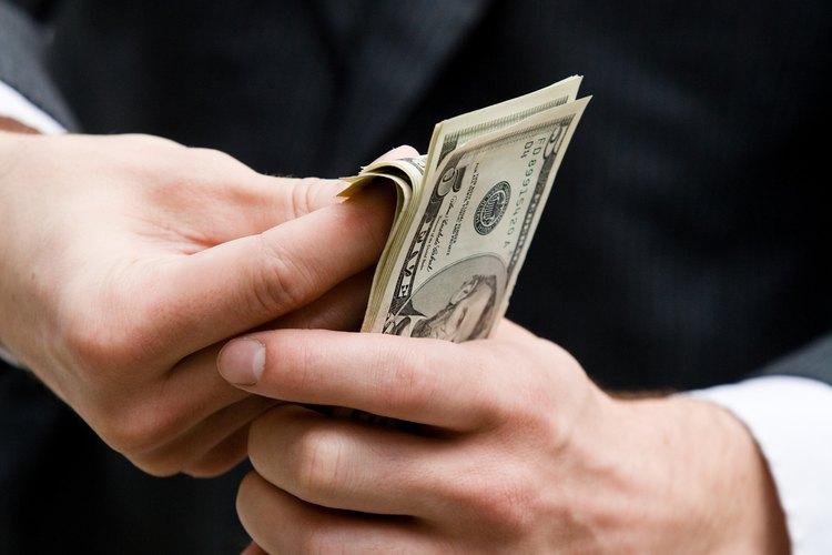 Los guionistas pueden negociar para la forma de pago.