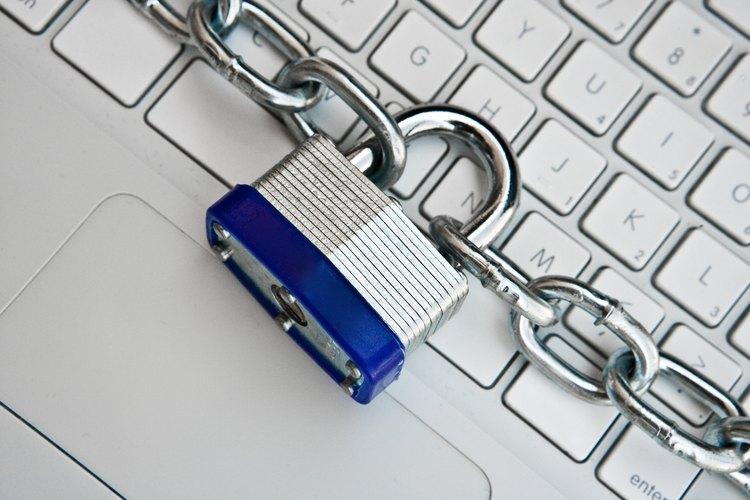 Los candados para computadoras Kensington evitan que los ladrones roben tu computadora portátil.
