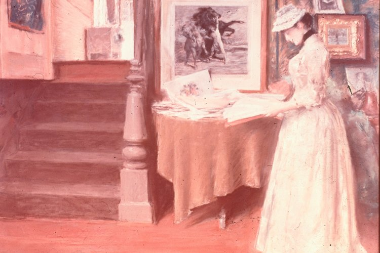 Haz disfraces de finales de la Época Victoriana con las mismas telas usadas durante ese período.