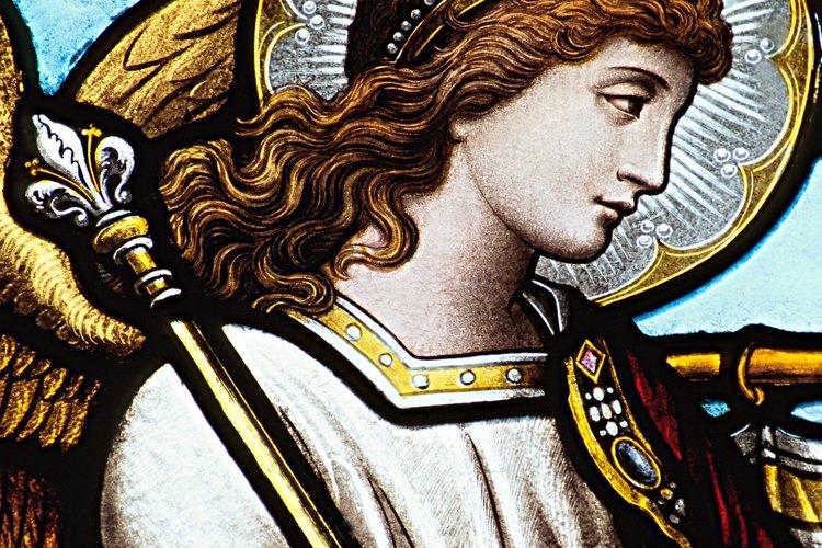 Los Serafines están listados como el orden más alto de ángeles en la teología cristiana.