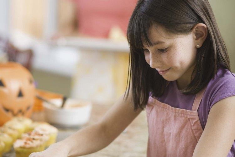 Las medidas pueden ser divertidas en la cocina.