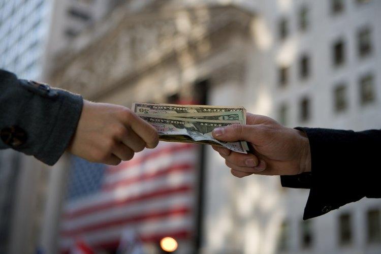 El dinero tiene un valor social.