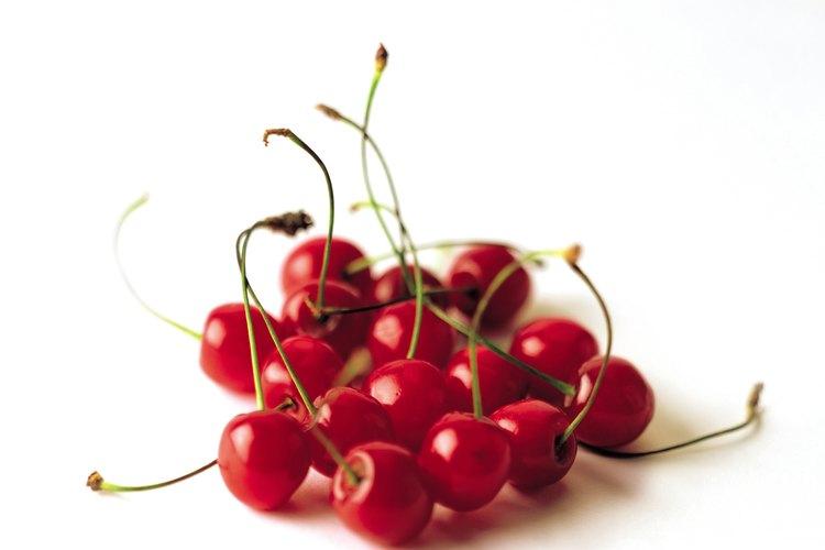 Comer demasiadas cerezas puede causar trastorno estomacal.