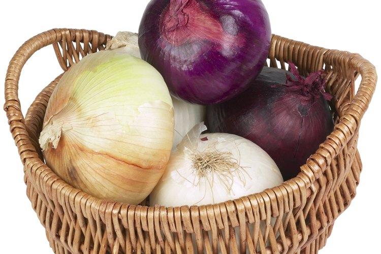 Las cebollas vidalia tienen un sabor más dulce que el de las otras.