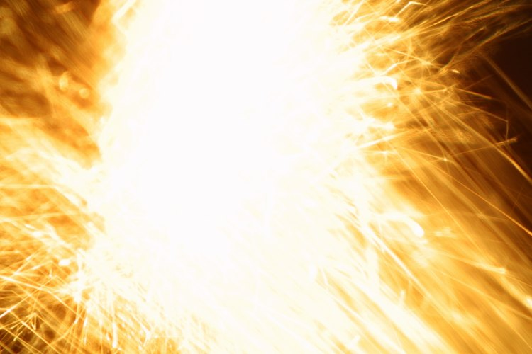 Los arcos eléctricos causan severos daños a su alrededor.