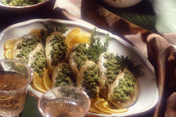 Haz estas deliciosas pechugas de pollo para tu familia y amigos.