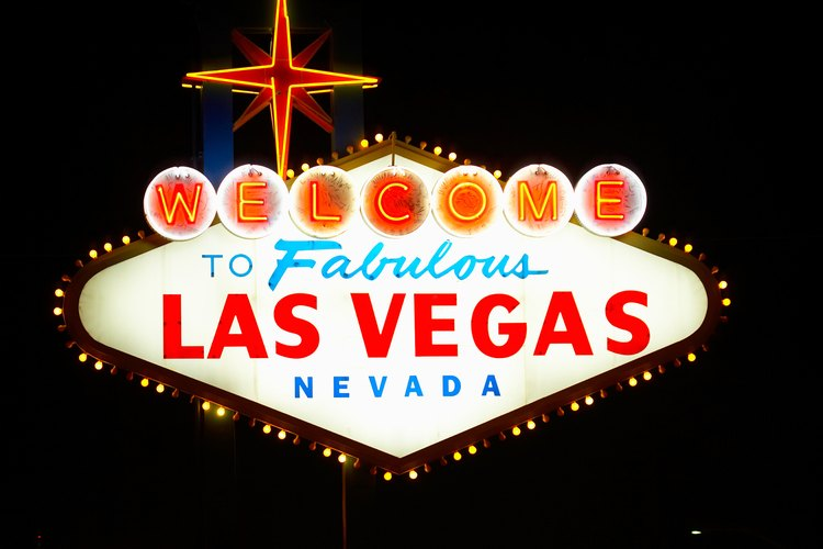 En Las Vegas podrás bailar, comer, cenar y hacer muchas cosas con tu alma gemela.