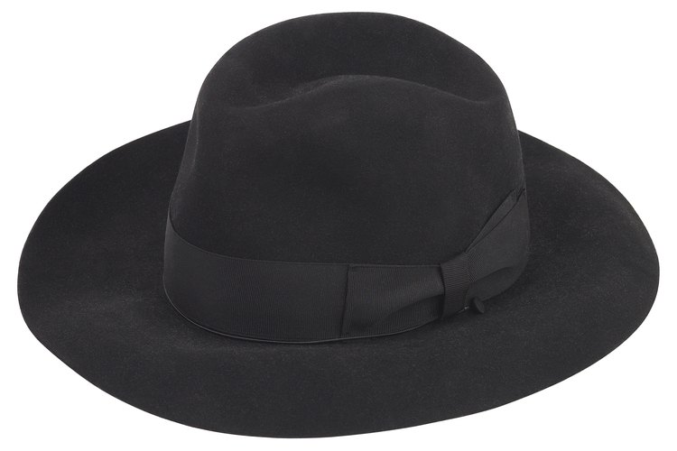 Haz tu propio sombrero fedora.