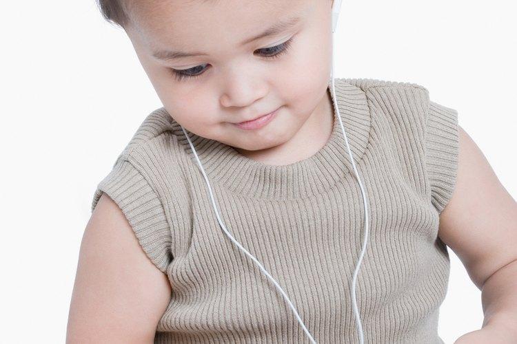 Tu bebé no debería someterse a ruidos exagerados.