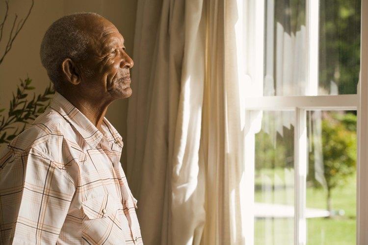 Los cuidadores personales trabajan en las casas de sus pacientes.
