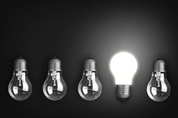 Las luces pueden ser controladas de diferentes ubicaciones usando interruptores de tres vías.