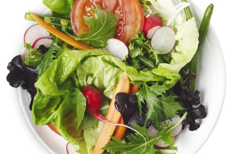 Las ensaladas son fáciles de hacer, difíciles de arruinar, económicas y lucrativas.