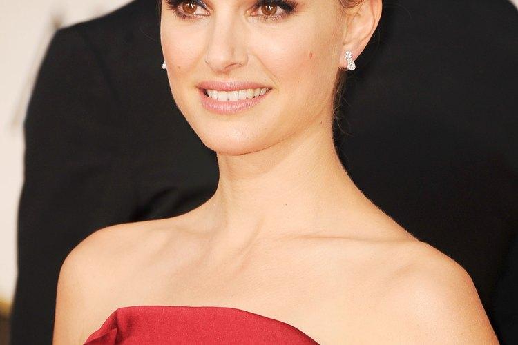 Los peinados como el de Natalie Portmans son difíciles de hacer con cortes en capas.