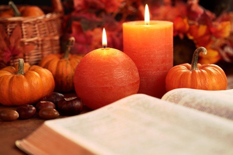 El día de Acción de Gracias es sobre la abundancia y agradecimiento por los regalos de Dios.