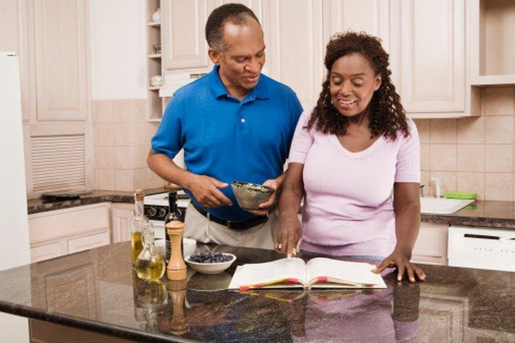 Los libros de cocina son libros de instrucciones.