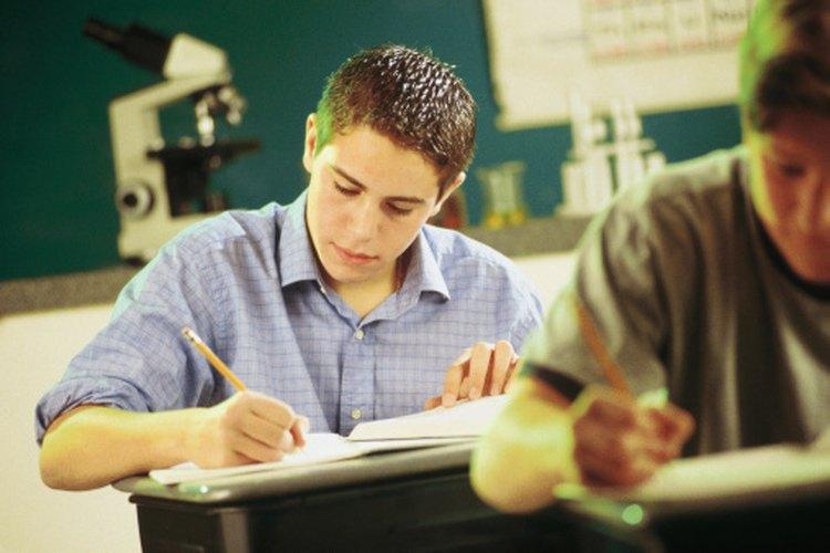 Se requiere el Graduate Record Exam (Examen de Registro para graduados) para la escuela veterinaria.