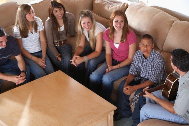 Juegos Interactivos Para Grupos De Jovenes
