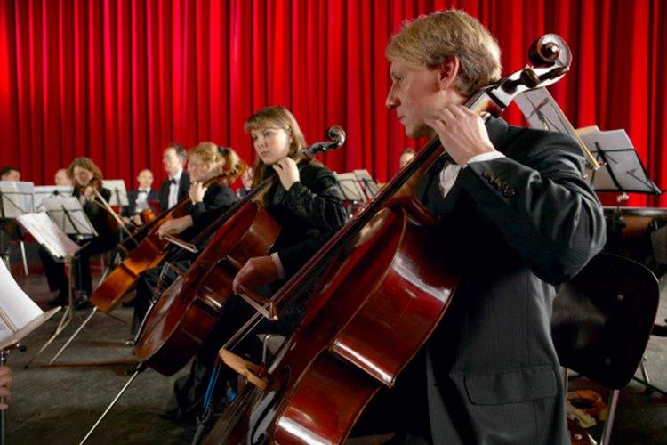 Obtén texturas combinando instrumentos o grupos de instrumentos.