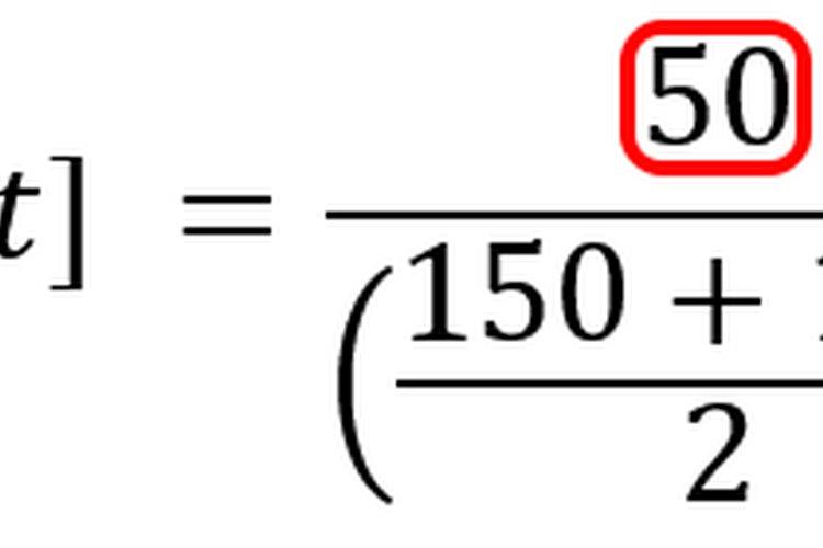 Restar los valores en el numerador resulta en el cambio absoluto.