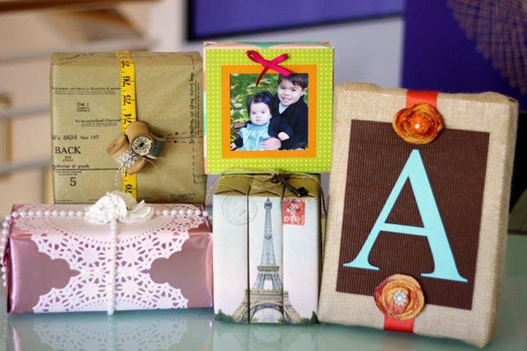 5 ideas para envolver regalos para el Día de la Madre.