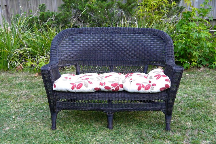 ¡Converte un viejo sillón de mimbre en un hallazgo fabuloso!