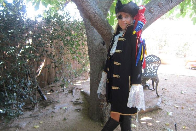 ¡La mujer pirata!