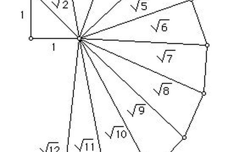 He aquí el por qué a veces se le llama una espiral de
