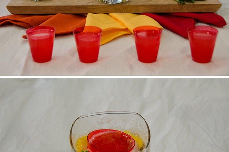 Mango y Sricacha se unen para hacer una combinación placentera para tu paladar.