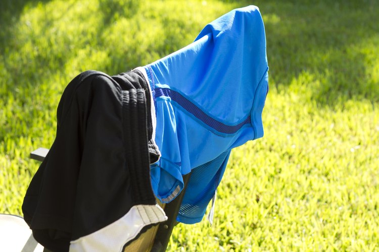 Seca tu ropa al aire libre.