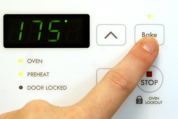 Pre-calienta el horno.