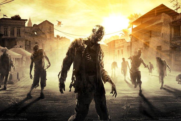 Imagen de los zombies que debemos enfrentar en