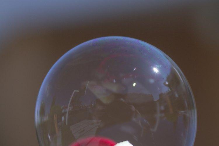 Burbujas.