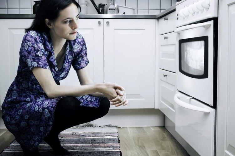 El horno encendido es una manera sencilla de calentar tu hogar.